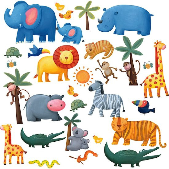 kids wall decal stickers