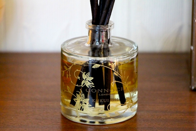 connock london reed diffuser