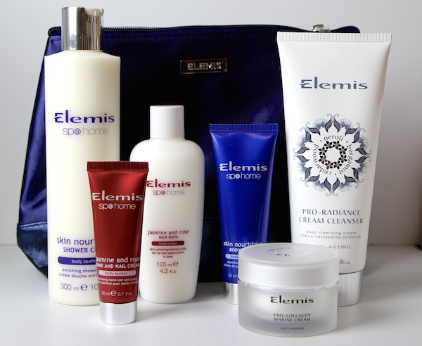 elemis face and body qvc