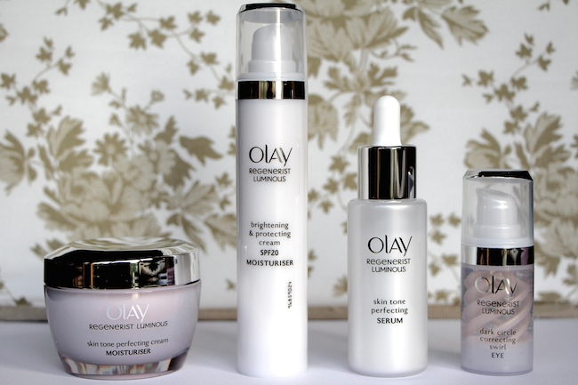 olay regenerist luminous review