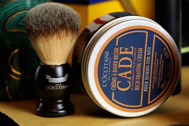 l'occitane cade shaving