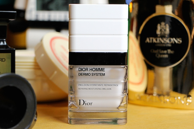 dior homme face