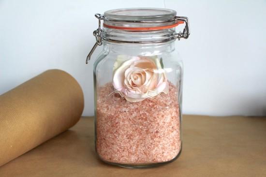 himalayan salt budget diy gift