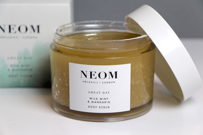 NEOM Great Day Body Scrub Review