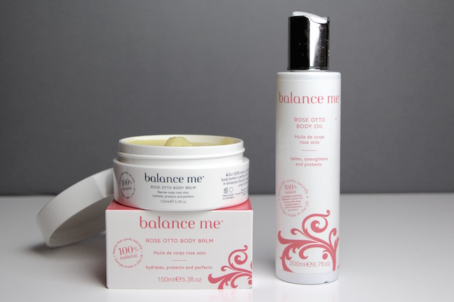 Balance Me Rose Otto Body Review