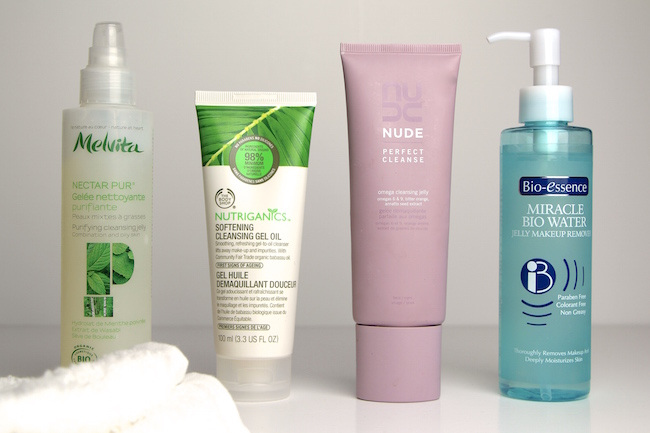 skin care face cleansers