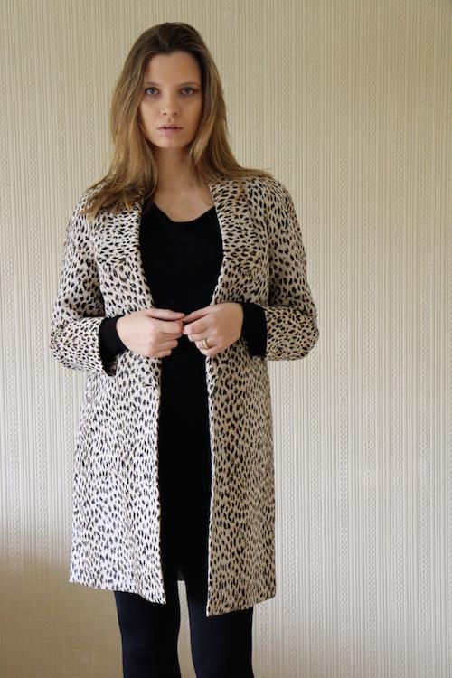 diane von furstenberg coat