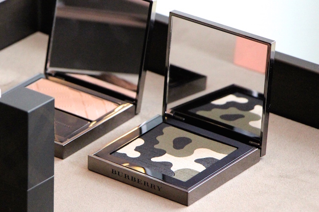 burberry camo eye palette