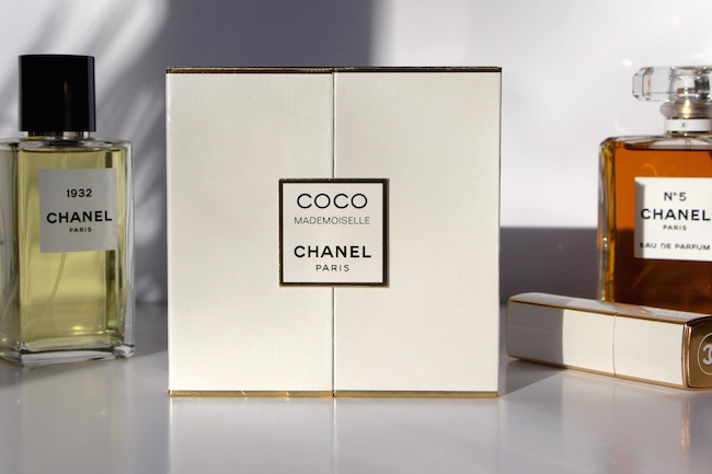 The Chanel Coco Mademoiselle Coffret A Model Recommends
