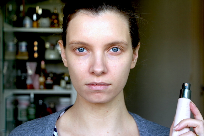 ruth crilly model recommends bb cream review burberry