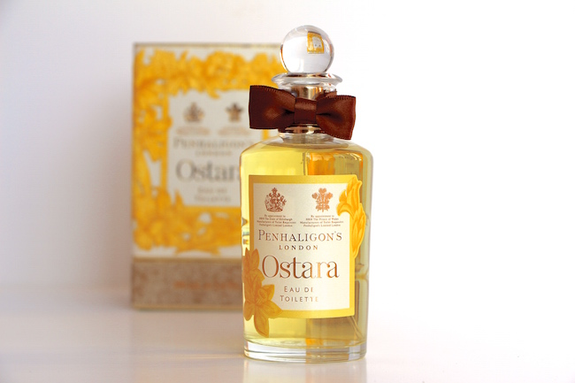 penhaligons ostara perfume review
