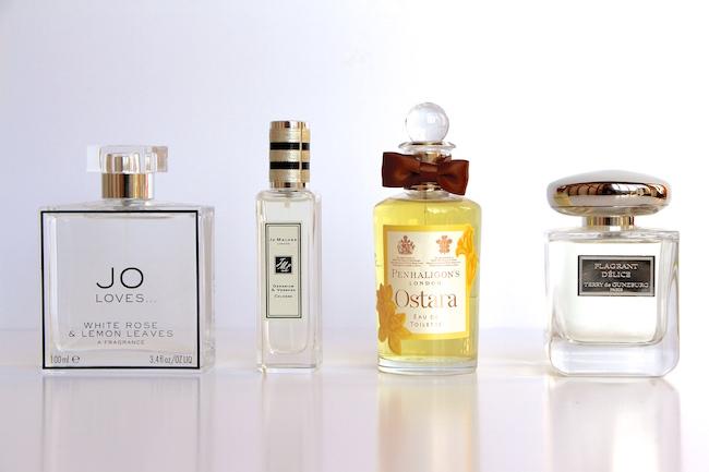spring perfumes 2015