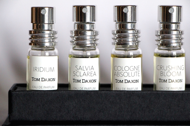 tom daxon fragrance sample