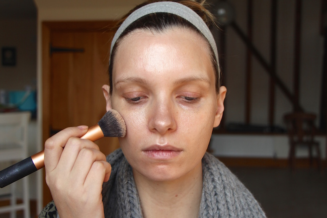 matte face makeup ruth crilly