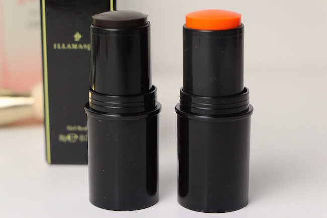 illamasqua gel sculpt blusher in charm