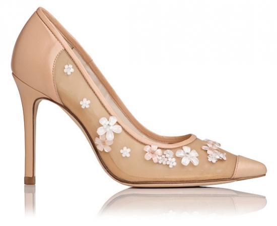 fiore floral court shoe lk bennett