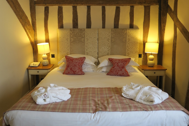 swan hotel lavenham review