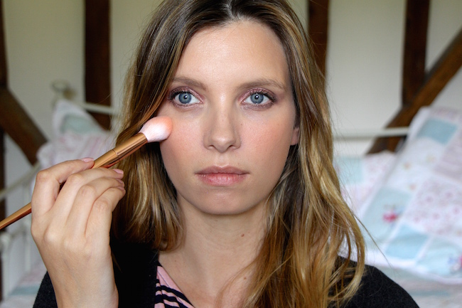 ruth crilly makeup review