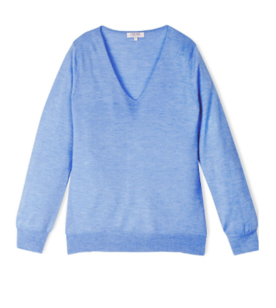 cocoa cashmere sweater very exclsuive