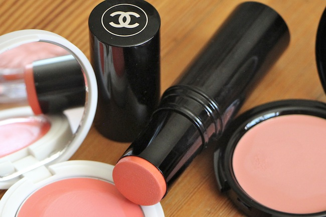 chanel les beiges blush