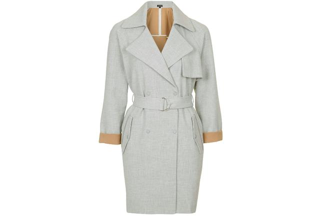 best high street trench coat