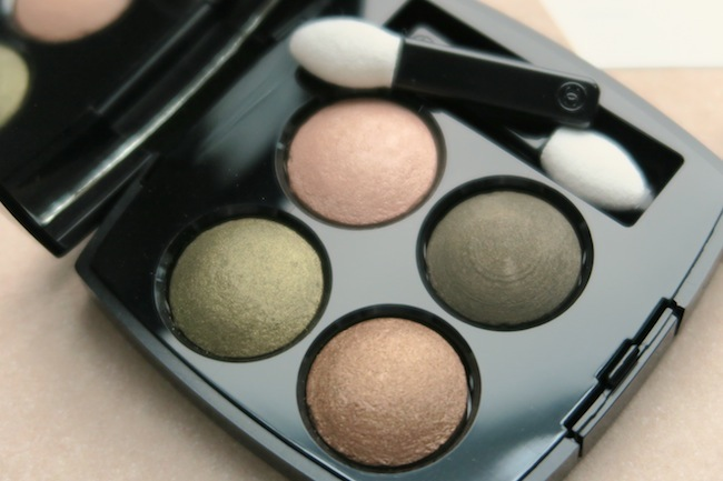 Chanel Tisse d'Automne Eyeshadow Quad