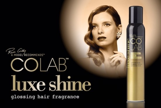 luxe shine spray