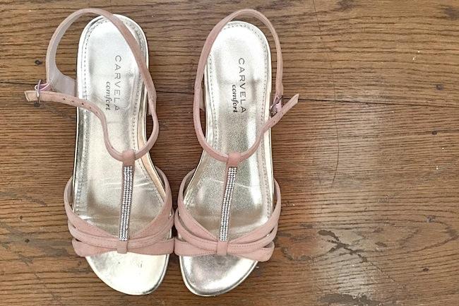 solar sandals