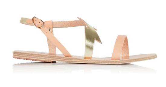 ancient greek fontini sandals