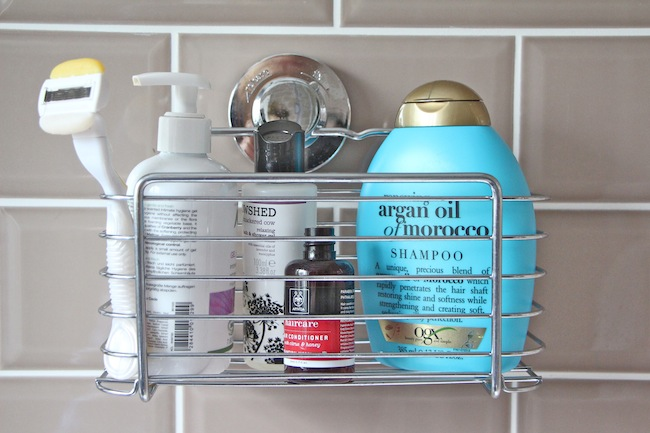 john lewis lock n roll shower caddy