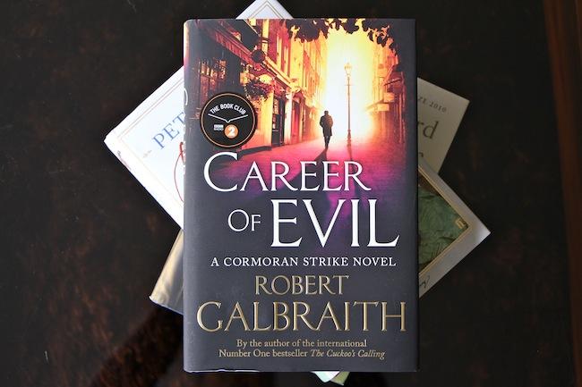 robert galbraith career of evil