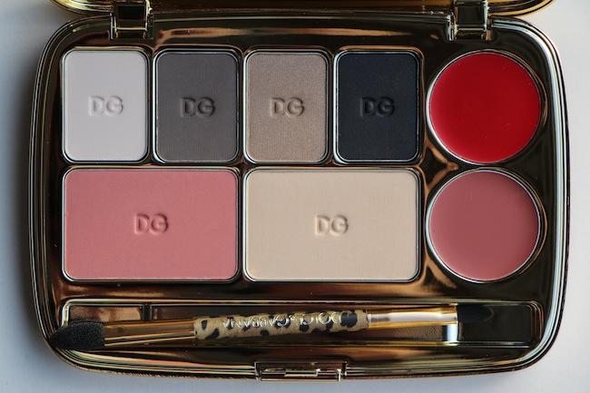 Dolce & Gabbana Beauty Voyage Makeup Palette