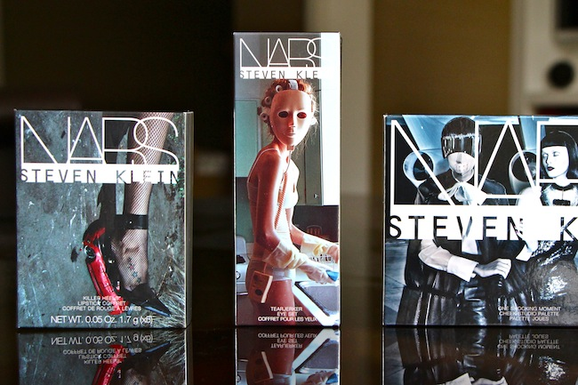 nars steven klein makeup collection