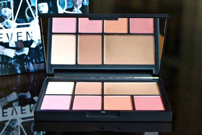nars steven klein one shocking moment palette