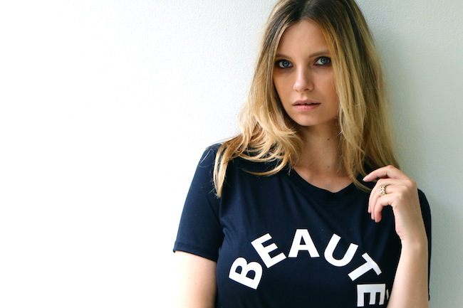 whistles beaute t shirt