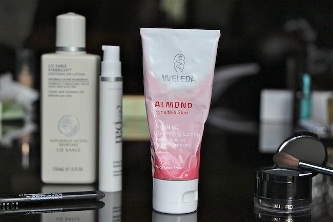 sensitive skin cleansing cream