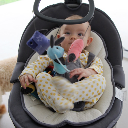 babymoov swoon up baby bouncer chair
