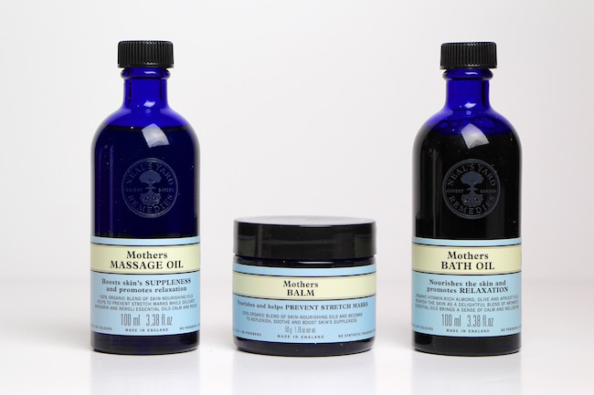 Neal's Yard Remedies Mother Organic Collection