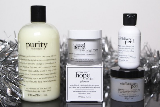 philosophy skincare giveaway