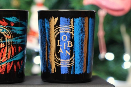 diptyque oliban candle
