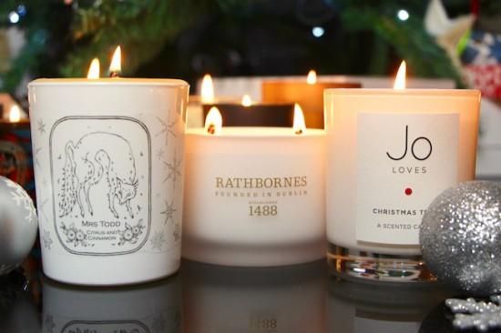 christmas candles 2015