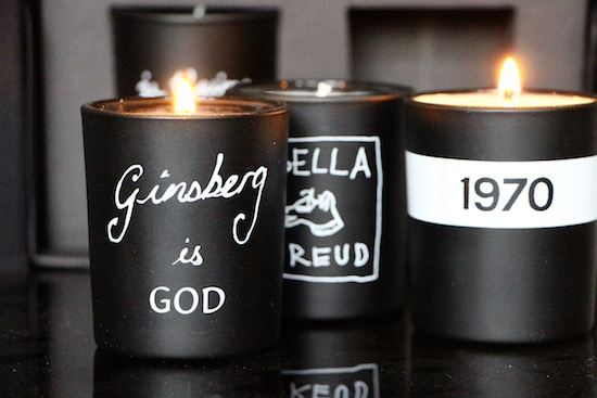 bella freud candle set christmas