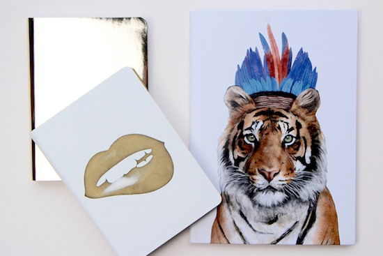 ohh deer and nuuna notebooks