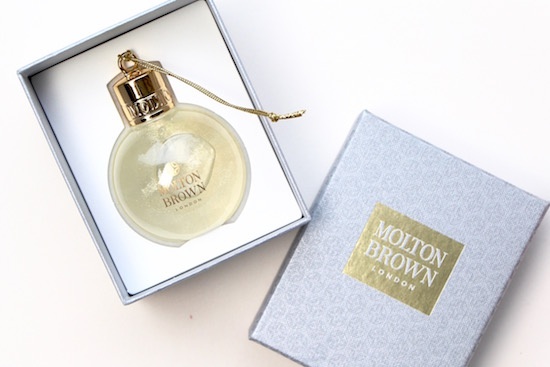 molton brown vintage and elderflower