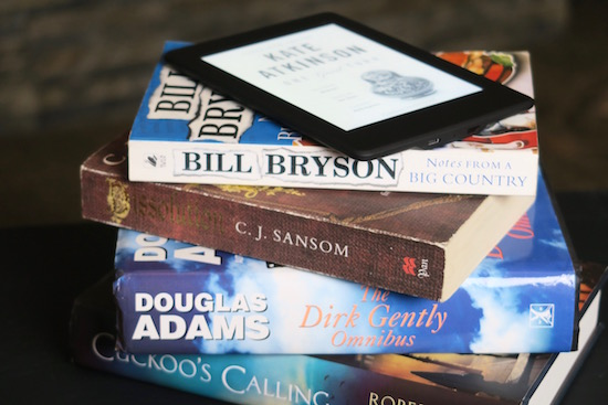 best bumper book series