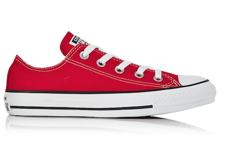converse chuck taylor sale red