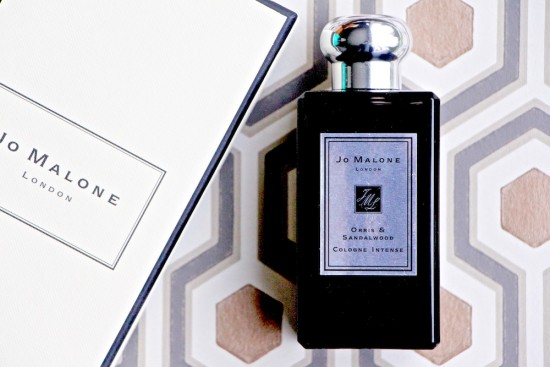 jo malone orris and sandalwood cologne intense