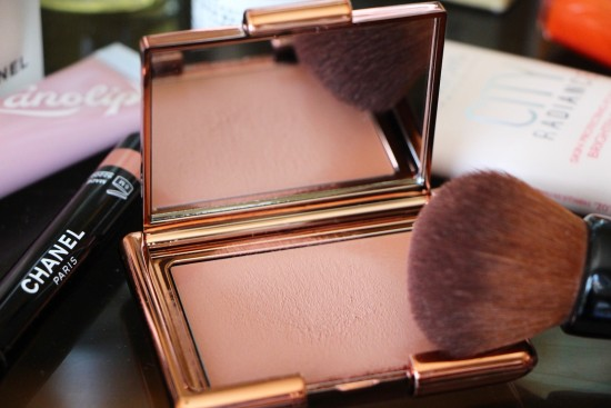 rosie autograph cream blusher in camilsole blush