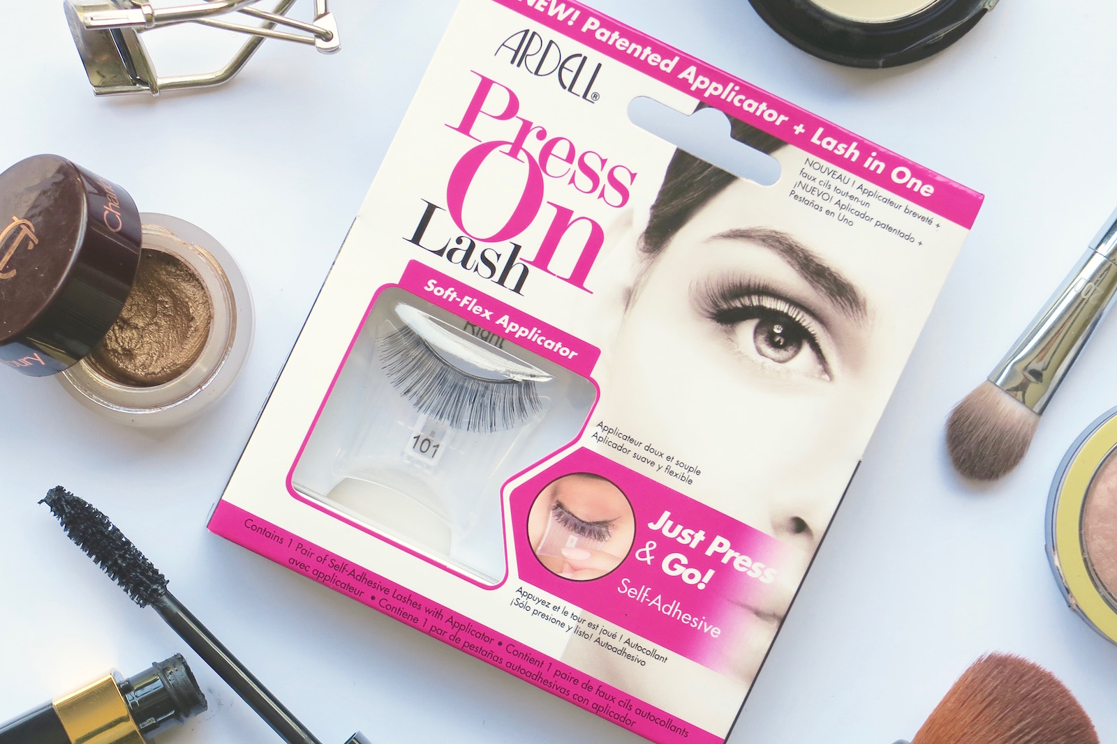 dccc0b09c25 For False EyeLash Fools: Just Press & Go | A Model Recommends