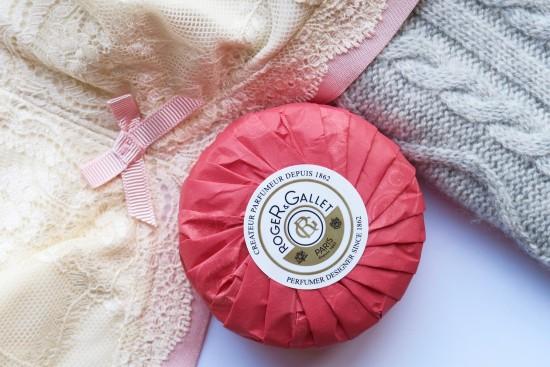 Roger & Gallet Fleur de Figuier Soap